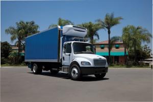 малотоннажный грузовик Freighliner
